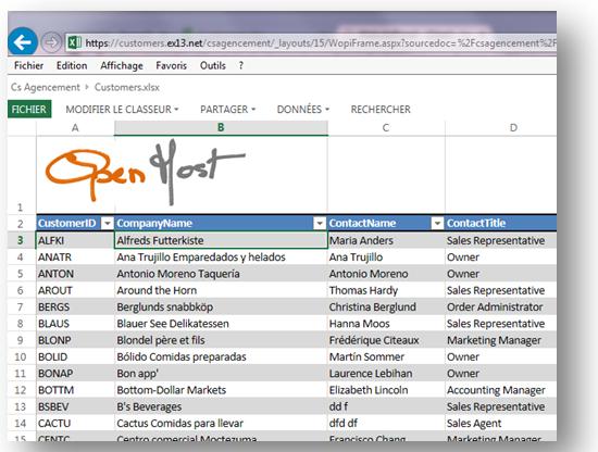 Ouvrir une feuille de calcul OpenDocument dans Excel. Cliquez successivement sur Fichier >Ouvrir > Ordinateur > Rechercher. Pour afficher uniquement les fichiers enregistrés au format OpenDocument, dans la liste des types de fichiers (en regard de la zone Nom de fichier), cliquez sur Feuille de calcul OpenDocument (*.ods).