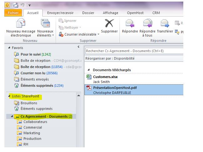Partager Votre Fichier Excel Avec Plusieurs Utilisateurs Openhost